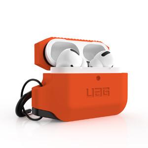 Купить Противоударный чехол UAG Silicone Case Orange для AirPods Pro