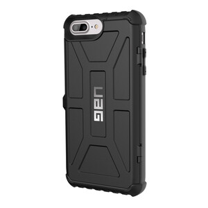 Купить Чехол UAG Trooper Black для iPhone 8 Plus/7 Plus/6s Plus/6 Plus