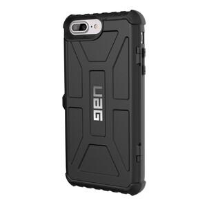 Купить Чехол UAG Trooper Black для iPhone 8 Plus/7 Plus/6s Plus/6 Plus