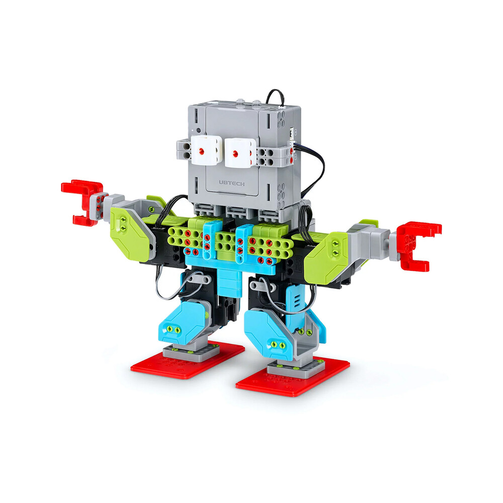 Купить Умный программируемый робот-конструктор Ubtech Jimu Robot Meebot Kit