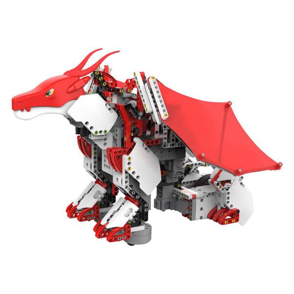 Умный программируемый робот-конструктор Ubtech Jimu Robot Mythical Series: FireBot Kit