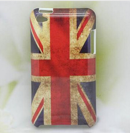 Чехол UK Union Jack для iPod Touch 4G