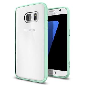 Купить Чехол Spigen Ultra Hybrid Mint для Samsung Galaxy S7
