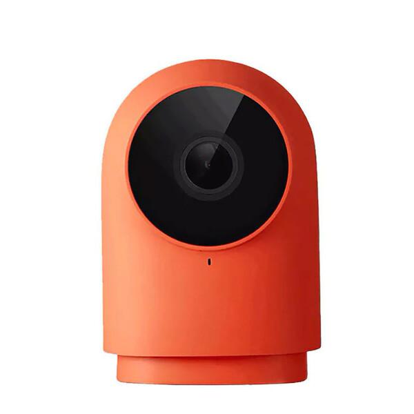Умная камера видеонаблюдения Xiaomi Aqara G2H Wi-Fi HomeKit (Red)