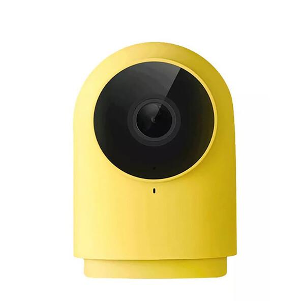 Умная камера видеонаблюдения Xiaomi Aqara G2H Wi-Fi HomeKit (Yellow)