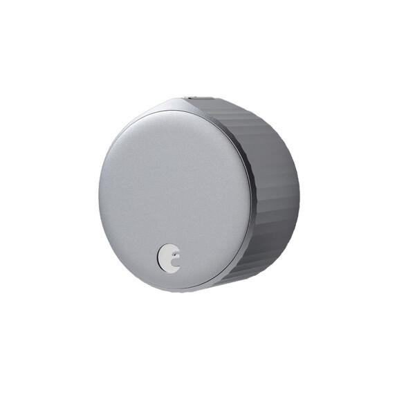 Умный замок August Wi-Fi Smart Lock 4th Gen Silver