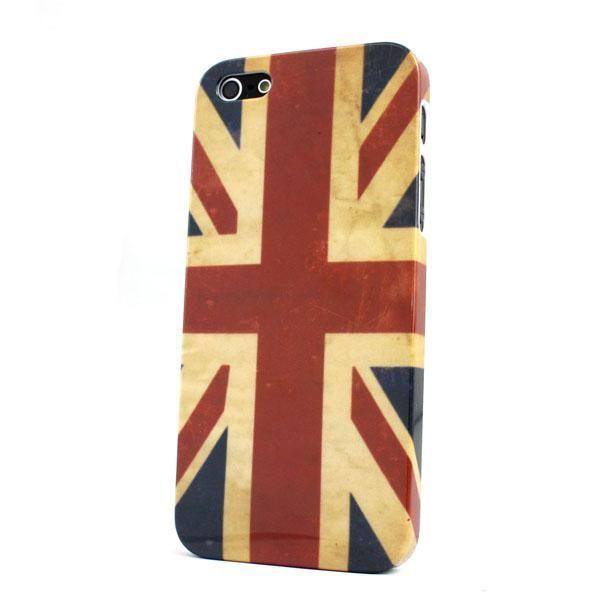 Чехол Union Jack для iPhone 5/5S/SE
