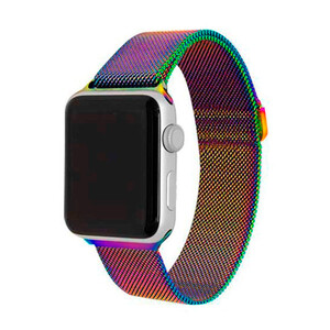 Купить Ремешок URVOI Milanese Loop Colorful для Apple Watch 42mm Series 1/2/3