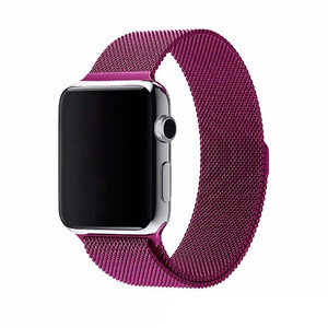 Купить Ремешок URVOI Milanese Loop Purple для Apple Watch 42mm Series 1/2/3