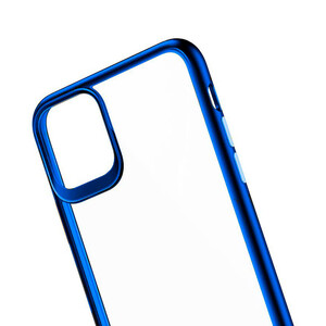 Купить Чехол USAMS Back Case Janz Series Blue для iPhone 11 Pro