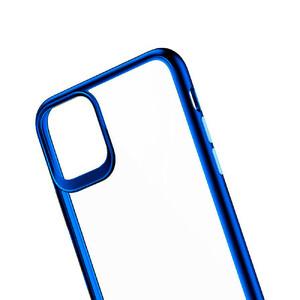 Купить Чехол USAMS Back Case Janz Series Blue для iPhone 11