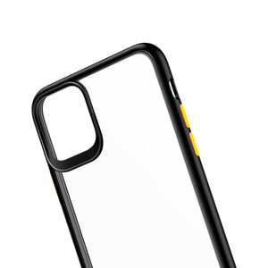 Купить Чехол USAMS Back Case Janz Series Black для iPhone 11
