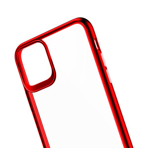 Купить Чехол USAMS Back Case Janz Series Red для iPhone 11 Pro