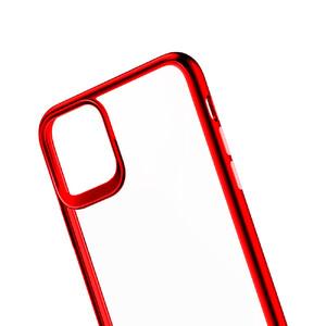 Купить Чехол USAMS Back Case Janz Series Red для iPhone 11