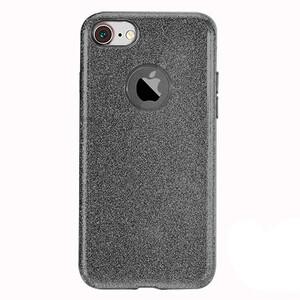 Купить Блестящий чехол USAMS Bling Series Black для iPhone 7/8