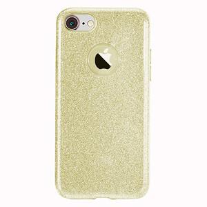 Купить Блестящий чехол USAMS Bling Series Gold для iPhone 7/8