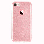 Блестящий чехол USAMS Bling Series Rose Gold для iPhone 7/8