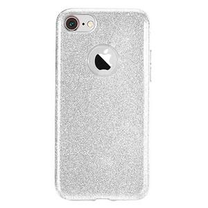 Купить Блестящий чехол USAMS Bling Series Silver для iPhone 7/8