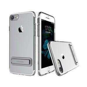 Купить Чехол с подставкой USAMS Bright Series Gray для iPhone 7/8