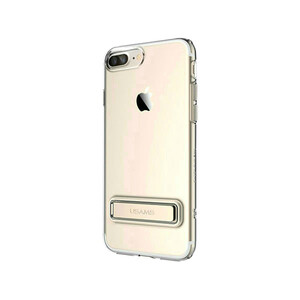 Купить Чехол с подставкой USAMS Bright Series Gold для iPhone 7 Plus/8 Plus