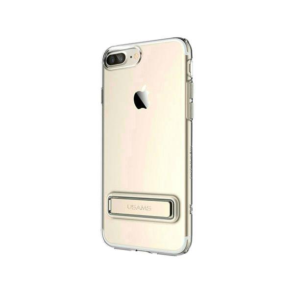 Чехол с подставкой USAMS Bright Series Gold для iPhone 7 Plus
