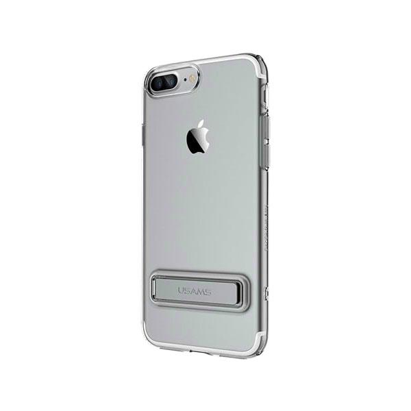 Чехол с подставкой USAMS Bright Series Gray для iPhone 7 Plus
