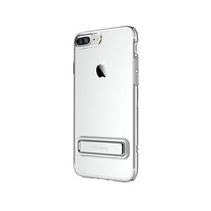Купить Чехол с подставкой USAMS Bright Series Silver для iPhone 7 Plus