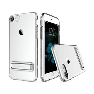 Купить Чехол с подставкой USAMS Bright Series Silver для iPhone 7