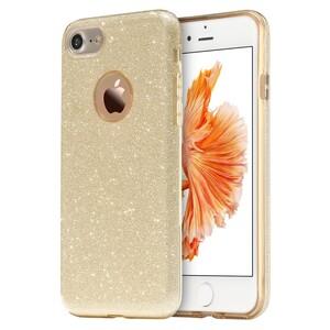 Купить Блестящий чехол USAMS Bling Series Gold для iPhone 7 Plus