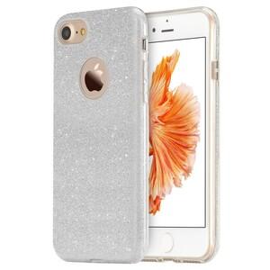 Купить Блестящий чехол USAMS Bling Series Silver для iPhone 7