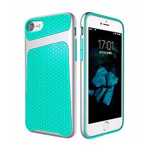 Купить Защитный чехол USAMS Knight Series Cyan для iPhone 7 Plus