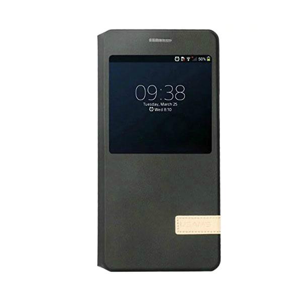 Чехол-подставка USAMS Muge Series Black для Samsung Galaxy Note 7