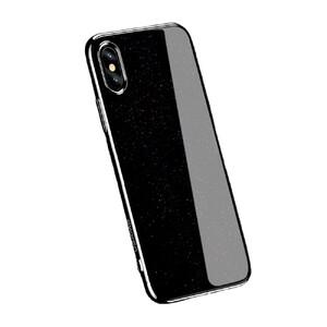 Купить Чехол-накладка USAMS Starry Series Black для iPhone X