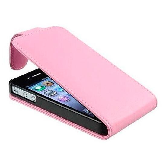 Чехол Valencia Pink для iPhone 4/4S