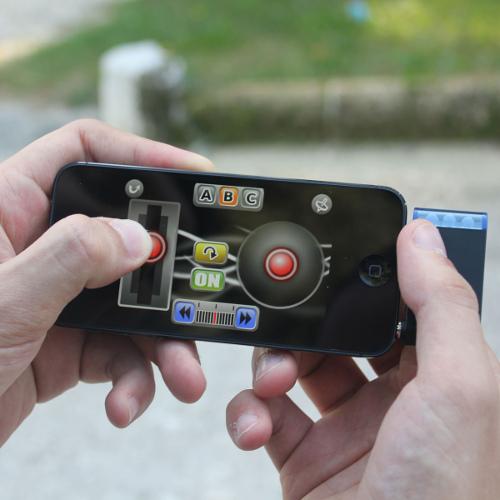 Программа для Iphone Ipad Ipod: Управляемый вертолет I-UFO для IPhone/iPod/iPad