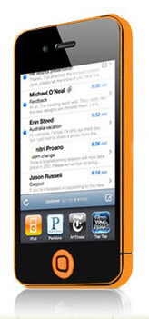 Виниловая лента для iPhone 4/4S