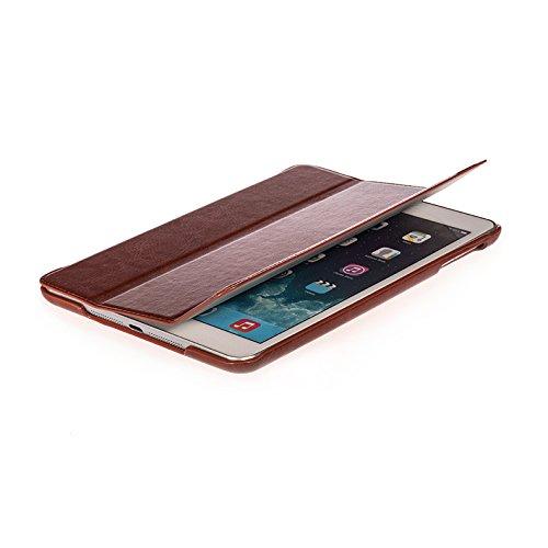 Чехол-подставка Vintage Brown для iPad mini 3/2/1