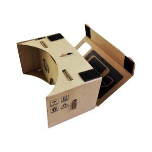 Купить Картонные очки виртуальной реальности