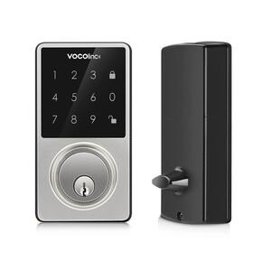 Купить Умный дверной замок VOCOlinc T-Guard Smart Lock Satin Nickel Apple HomeKit