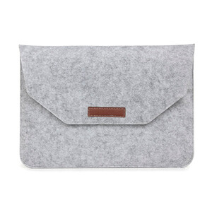 Купить Чехол из войлока oneLounge Voground Light Grey для MacBook Air/Pro 13""
