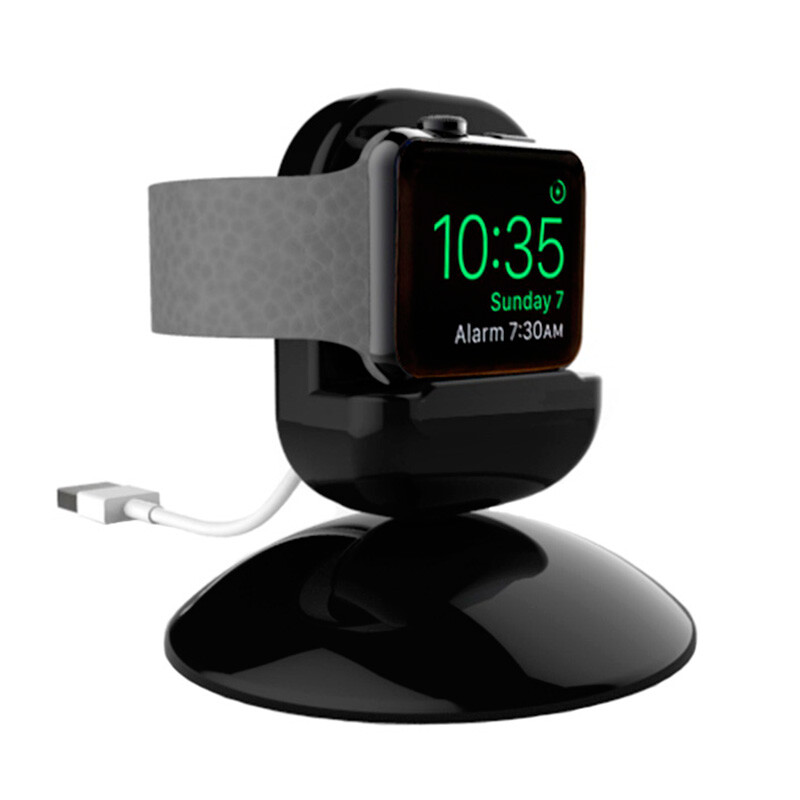 Док-станция Vosone Night Stand Black для Apple Watch