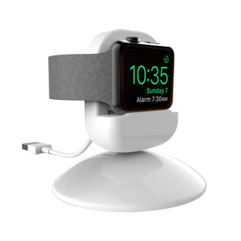 Док-станция Vosone Night Stand White для Apple Watch