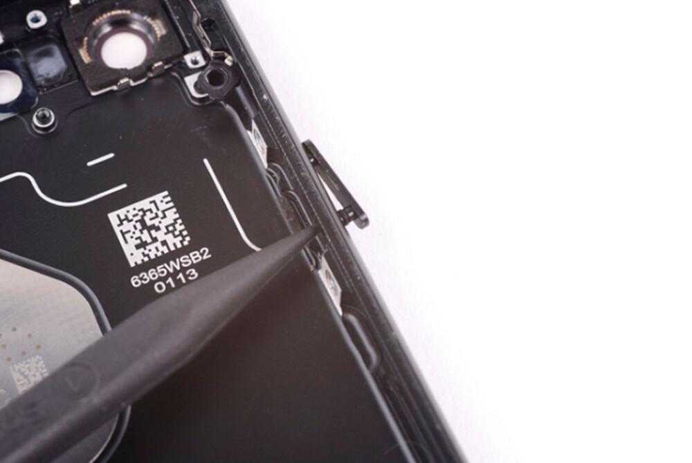 Замена кнопки Power (включения) iPhone 7 Plus