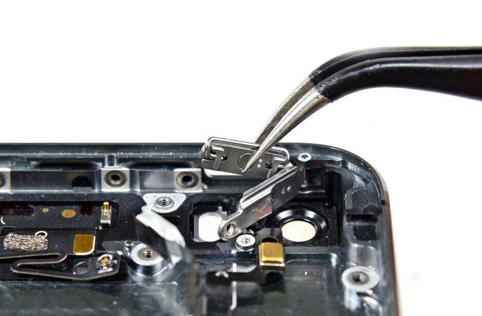 Замена кнопки Power (включения) iPhone XR
