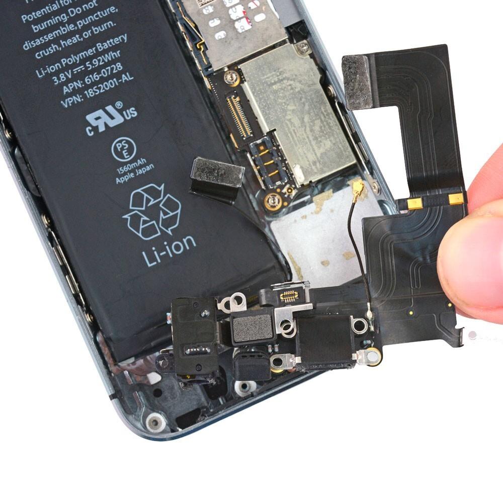 Ремонт разъёма зарядки (синхронизации) iPhone XR