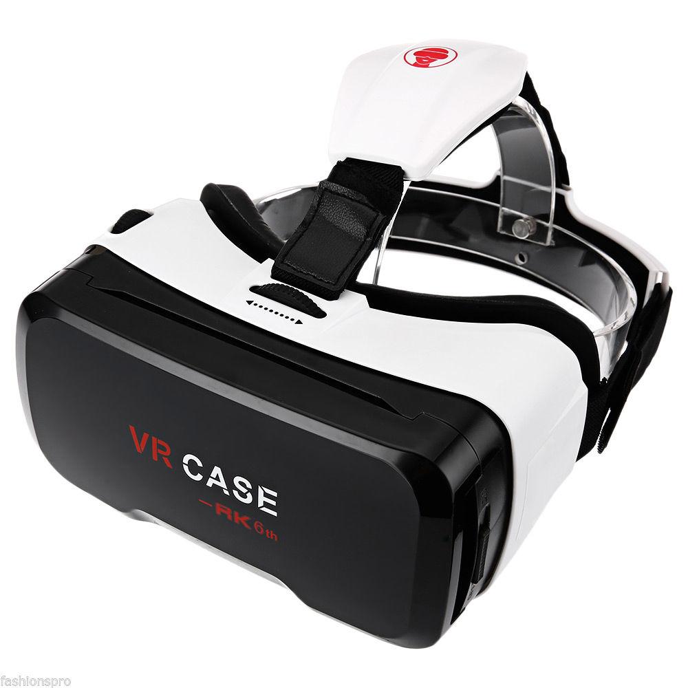Купить Очки виртуальной реальности oneLounge VR CASE 6 для iPhone | Android