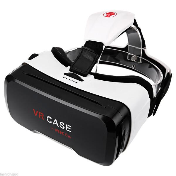 Очки виртуальной реальности iLoungeMax VR CASE 6 для iPhone | Android