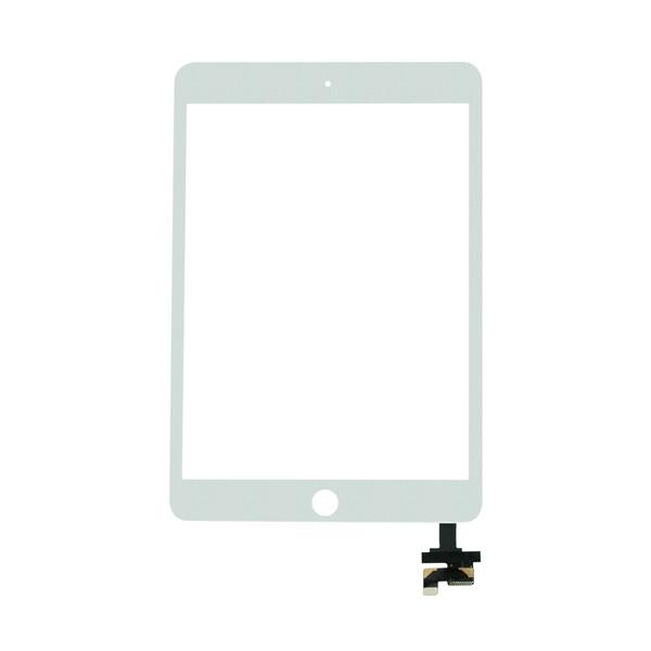 Белый тачскрин (сенсорный экран, оригинал) для iPad mini 3