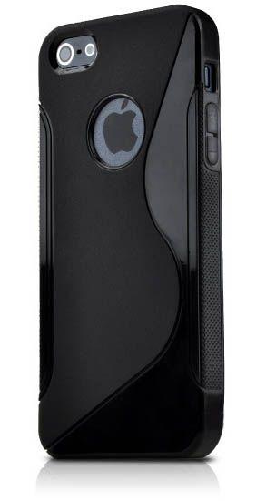 Чехол S Shape для iPhone 5/5S/SE