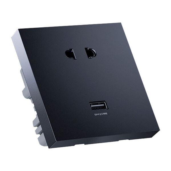 Умная Wi-Fi розетка Aqara Smart USB Wall Outlet H1 (Hub) HomeKit